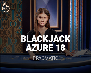Blackjack 18 - Azure