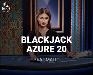 Blackjack 20 - Azure
