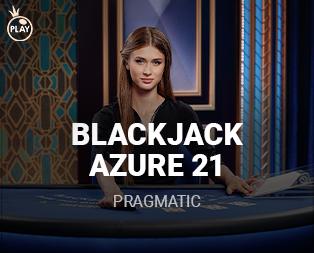 Blackjack 21 - Azure