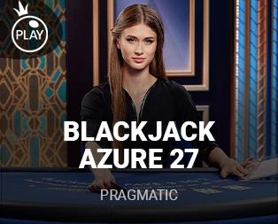 Blackjack 27 - Azure