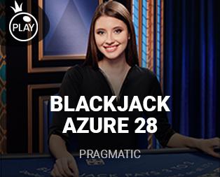 Blackjack 28 - Azure
