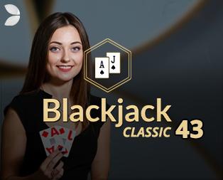 Blackjack Classic 43