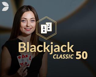 Blackjack Classic 50