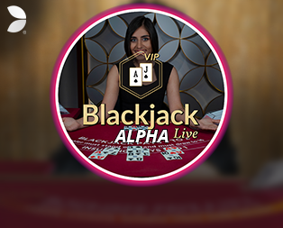 Blackjack VIP Alpha