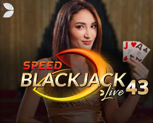 Classic Speed Blackjack 43