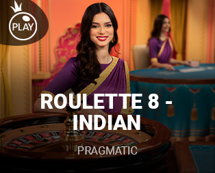 Roulette 8 - Indian