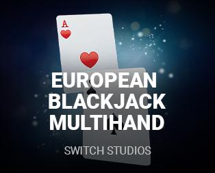 European Blackjack Multi Hand