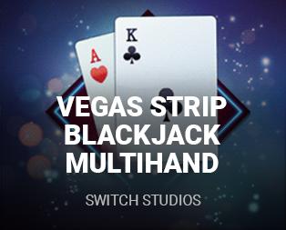 Vegas Strip Blackjack Multi Hand
