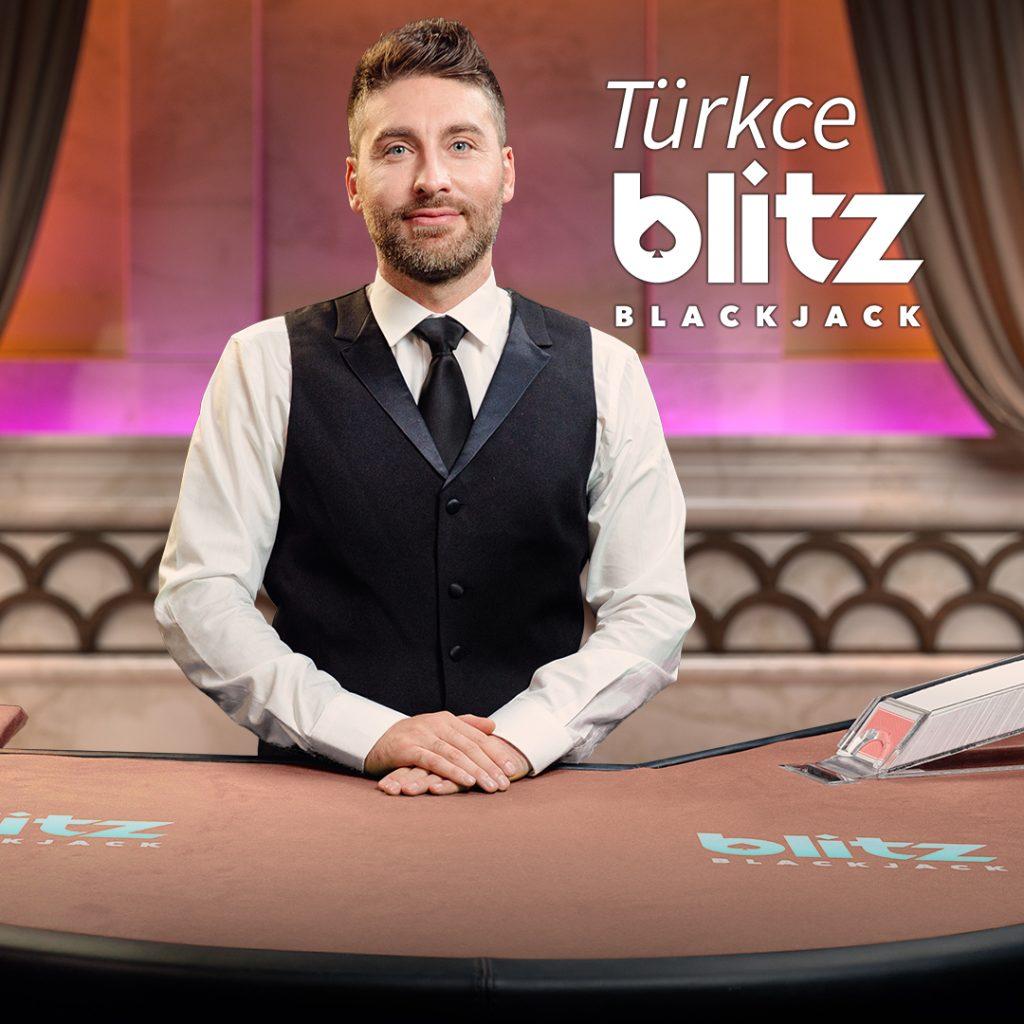Türkce Blitz Blackjack